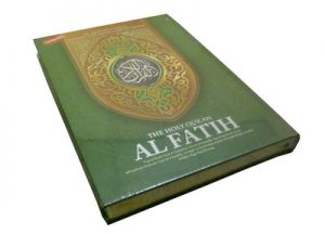 Alquran Terjemah Perkata AlFatih Ukuran Besar