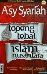 Majalah Asysyariah 112 Topeng Tebal Islam Nusantara