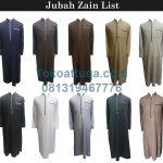 Grosir Baju Jubah dan Gamis Pria Murah Zain