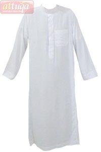 jubah-saudi-al-haramain-warna-putih-bersih