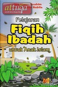 Buku Pelajaran Fiqih Ibadah Untuk Anak