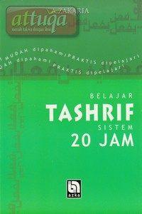 Buku Belajar Tashrif Sistem 20 Jam