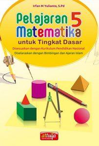 Buku Pelajaran Matematika Kelas 5 MI Madrasah Ibtidaiyah
